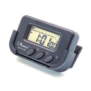 Часы авто Kenko 613D c будильником