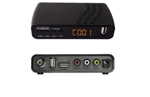 Ресивер DVB-T2 GoldMaster T737HDI