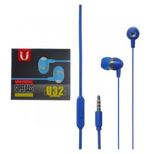 Наушники внутриканальные Uideal  U-32