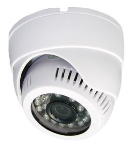 AHD видеокамера 1280*720, 3.6мм, пластик