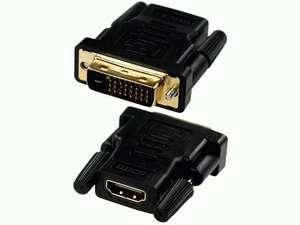 Переходник HDMI-F/DVI (24+1)M
