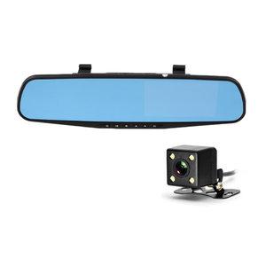 Видеорегистратор зеркало L803 4.3/ 2 камеры