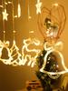 Гирлянда звезды и фигурки CADENA, 138 LED, 20202