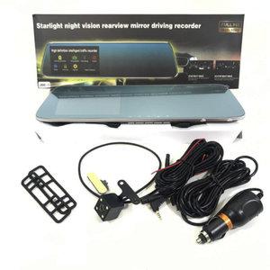 Видеорегистратор зеркало L909C-1  4.5/2 камеры