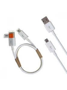 Кабель USB FOXCONN A-16 Micro 1m (в пакете)