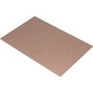Стеклотекстолит двухсторонний 1,5мм*50*150мм 35/00 (35мкм)