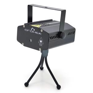 Огонек OG-LDS05 Черная световая установка