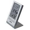 """Часы-метеостанция Perfeo """"Angle"""", серебряный, время,температура,влажность, дата (PF-S2092) PF_A4857"""