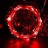Огонек OG-LDL08 Красная светодиодная лента 5м (USB)