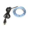 Огонек OG-LDL09 Белая светодиодная лента 1м (USB)