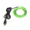 Огонек OG-LDL09 Зеленая светодиодная лента 1м (USB)