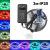 Огонек OG-LDL13 набор LED лента RGB (3м,IP20,блок,пульт)