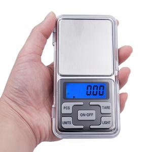 Цифровые электронные ювелирные весы MH-100 (100гр)