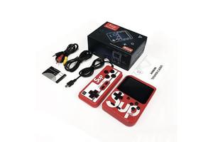 Игровая приставка  GAMEBOX (АКБ/ 400 в 1/ подключается к ТВ) с джойстиком,sup