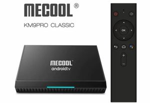 Smart приставка KM9 PRO CLASSIC, S905X2, 2/16Gb, 2.4G, WIFI, Android