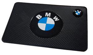 Антискользящий коврик  BMW (19*12см)