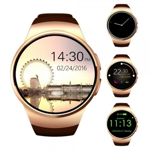 WD-11 Золотые Smart часы (SIM, TF)