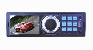 Автомагнитола TD-5001 MP3 (MP5, радио, USB, SD)