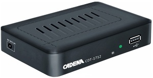 CADENA CDT-1712 Приемник цифровой эфирный