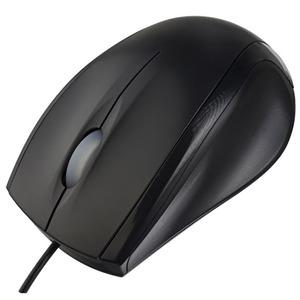 Мышь проводная Perfeo CLASS, 3 кн, DPI 1000, USB, чёрная (PF_А4750)