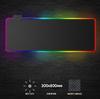 Орбита OT-PCM54 коврик для мышки RGB (Черный,30*80 см)
