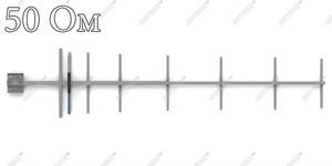 Антенна AX-413Y (453-467МГц) 13Дб