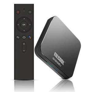 Медиаплеер KM9 PRO HONOUR S905X2 4\32Gb, 2.4+5G WiFi, Android