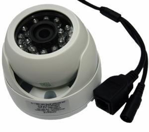 IP камера 3710D белая (1280*720, 1Mpix, H.264, 3.6мм, пластик)