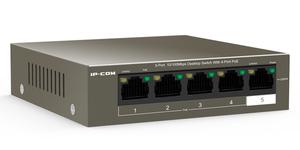 IP-COM F1105P-4-38W 5-портовый 10/100 Мбит/с настольный коммутатор 4 порта POE