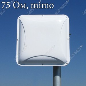 Антенна широкополосная PETRA BB 75 MIMO 2x2