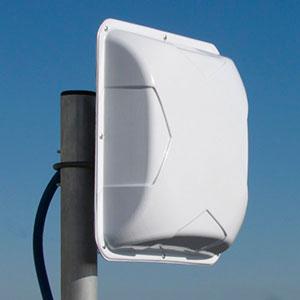 Широкополосная антенна Nitsa-5F, LTE800/GSM900/GSM1800/LTE1800/UMTS900/UMTS2100/WiFi/LTE2600 (75 Ом)