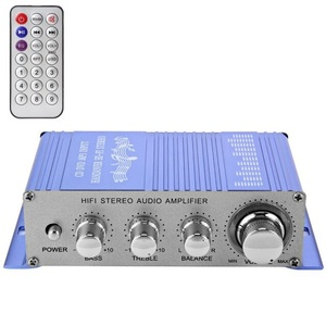 Kentiger HY2002 усилитель звука (2х20Вт)
