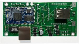 Роутер Антэкс AXR-5U PoE для установки в гермобокс