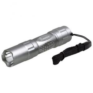 Фонарь светодиодный алюминиевый Smartbuy, 0,5W, серебристый  (SВF-401-S)