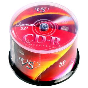 Диск VS  CD-R 700Mb 52х