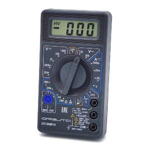 Мультиметр цифровой OT-INM14