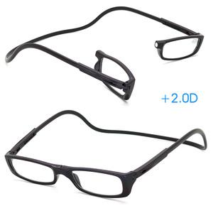 Черные очки увеличительные (+2.0) OT-INL75