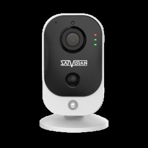SVI-C223AW v2.0 2Mpix  2.8mm компактная IP-видеокамера с Wi-Fi