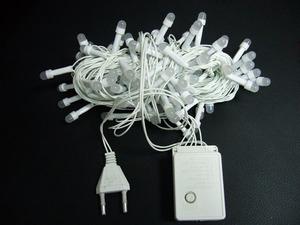 Гирлянда Огонек 100 ламп, 10метров, мультицвет LD-106