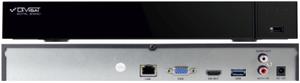 DVN-2725, 25-ти канальный IP-видеорегистратор