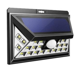 Уличный LED светильник FL-144 (T2866) (солнечная батарея/ датчик движения)