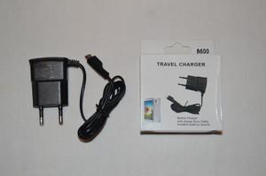 СЗУ  5V 0,7A Mini USB в пакетике 1,2m