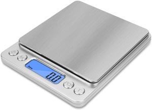 Кухонные электронные весы Professional Silver