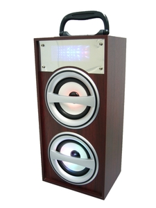 Колонка портативная с BLUETOOTH MP3 (5W,TF,USB, FM,bluetooth, аккум. встр)