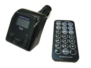 Модулятор FM KB-501 пульт (Bluetooth)