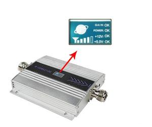 Репитер 3G, усиление на вход: 55 дБ, на выходе: 60 дБ RP-114