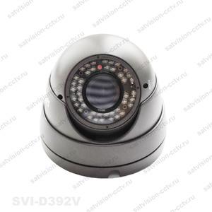 "SVC-D392V 2.8-12мм, 2Мп, 1/2.8"" Sony CMOS Exmor. Антивандальная купольная видеокамера"