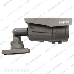 SVC-S492V уличная видеокамера 2 Mpix,  объектив 2,8-12 мм