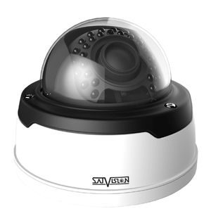 SVI-D343V, 4Mp, Аналитика!, CMOS OV4689, 2,8-12мм, c POE, с POE, Купольная IP камера.